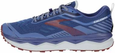 Brooks Caldera 4 - Deep Cobalt/Blue/Red (445)