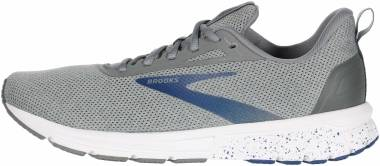 Brooks Anthem 3 - Grey/Alloy/Blue (003)