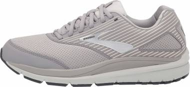 Brooks Addiction Walker Suede - Alloy Oyster Peach (007)