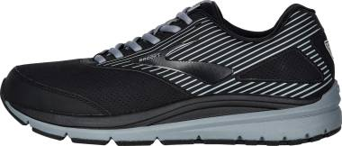 Brooks Addiction Walker Suede - Black/Primer/Black (083)