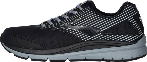 Brooks Addiction Walker Suede - Black (083)