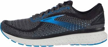 Brooks Glycerin 18 - Black/Ebony/Blue (064)