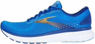 Brooks Glycerin 18 - Blue/Mazarine/Gold (459)
