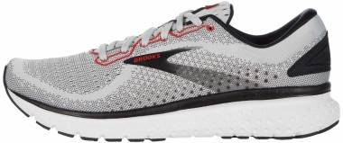 Brooks Glycerin 18 - Grey/Black/Red (094)