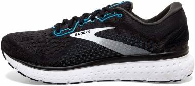 Brooks Glycerin 18 - Black Atomic Blue White (032)