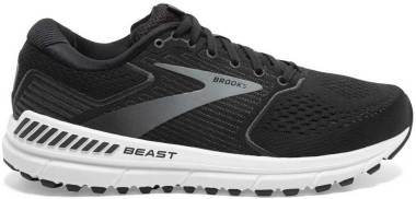 Brooks Beast '20 - Black / Ebony / Grey (051)