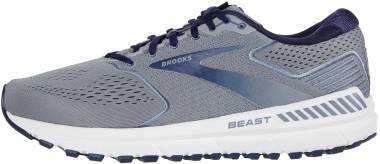 Brooks Beast '20 - Blue / Grey / Peacoat (491)
