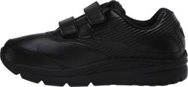 Brooks Addiction Walker V-Strap 2 - Black / Black (072)