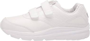 Brooks Addiction Walker V-Strap 2 - White / White (142)