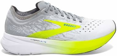 Brooks Hyperion Elite - White/Nightlife/Grey (188)