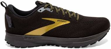 Brooks Revel 4 - Black/Gold (054)