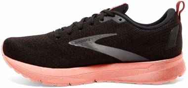 Brooks Revel 4 - Black / White / Nightlife (024)
