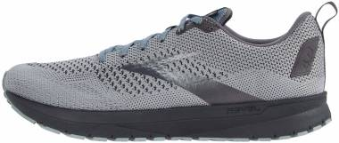 Brooks Revel 4 - Grey/Blackened Pearl/Black (096)