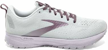Brooks Revel 4 - Oyster/Lilac/Moonscape (035)