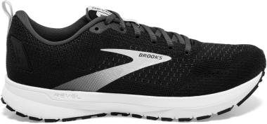 Brooks Revel 4 - Black / Oyster / Silver (063)