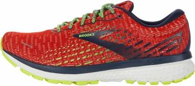 Brooks Ghost 13 - Red (610)
