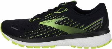 Brooks Ghost 13 - Black / Nightlife / White (039)