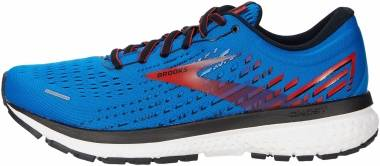 Brooks Ghost 13 - Blue / Red / White (110348435)