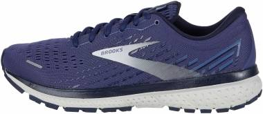 Brooks Ghost 13 - Deep Cobalt/Grey/Navy (467)