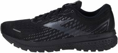 Brooks Ghost 13 - Black / Black (072)