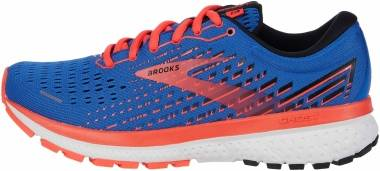 Brooks Ghost 13 - Blue Coral White (424)