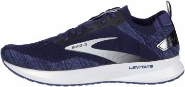 Brooks Levitate 4 - Navy/Grey/White (439)