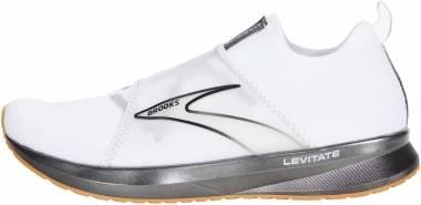 Brooks Levitate 4 - White / Black (121)