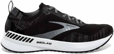 Brooks Bedlam 3 - Black / Blackened Pearl / White (012)