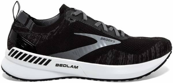 Brooks Bedlam 3 - Black / Blackened Pearl / White (012)