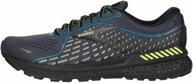 Brooks Adrenaline GTS 21 - Black/Blue Jewel - (017)