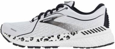 Brooks Adrenaline GTS 21 - White/Black/Oyster (147)