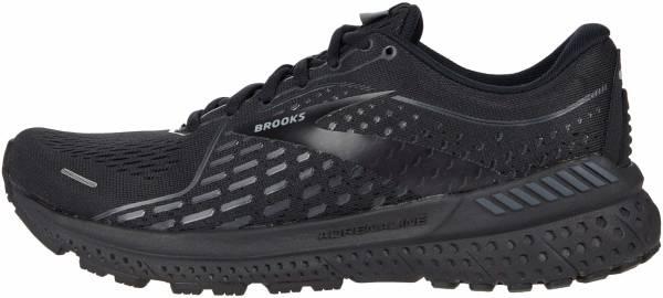 Brooks Adrenaline GTS 21 - Black/Black/Ebony (020)