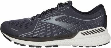 Brooks Adrenaline GTS 21 - Blackened Pearl/Black/Grey (093)