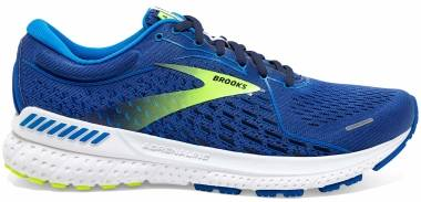 Brooks Adrenaline GTS 21 - Blue / Indigo / Nightlife (441)