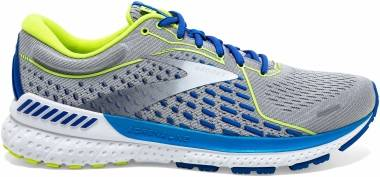 Brooks Adrenaline GTS 21 - Grey / White / Indigo (176)