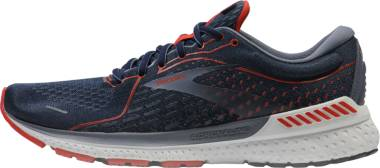 Brooks Adrenaline GTS 21 - Navy / Red Clay / Gray (452)