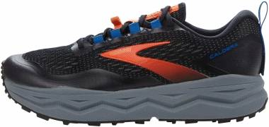 Brooks Caldera 5 - Black Orange Blue (041)