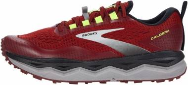 Brooks Caldera 5 - Red (631)
