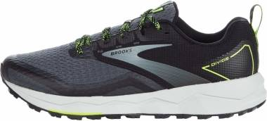 Brooks Divide 2 - Black / Ebony / Nightlife (029)