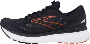 Brooks Glycerin 19 - Black / Grey / Red Clay (075)
