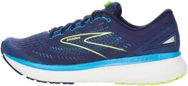 Brooks Glycerin 19 - Navy / Blue / Nightlife (443)