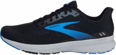 Brooks Launch 8 - Black/Grey/Blue (018)