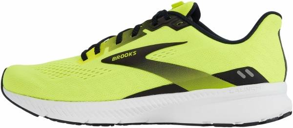 Brooks Launch 8 - Nightlife / Black / White (774)