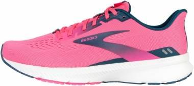 Brooks Launch 8 - Pink/Raspberry/Navy (688)