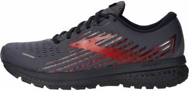 Brooks Ghost 13 GTX - Black / Ebony / Red (075)