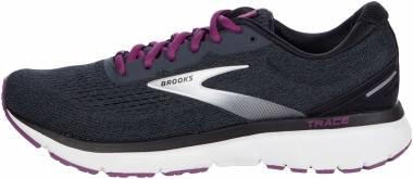 Brooks Trace - Ebony Black Wood Violet (021)