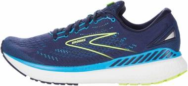 Brooks Glycerin GTS 19 - Navy / Blue / Nightlife (443)
