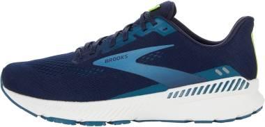 Brooks Launch GTS 8 - Peacoat/Legion Blue/Nightlife (490)