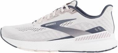 Brooks Launch GTS 8 - White (653)