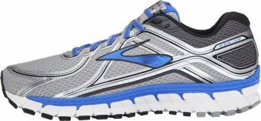 Brooks Adrenaline GTS 16 - Silver Silver Blue Black 181 (181)